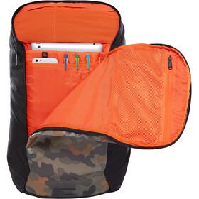 The North Face Ka-Ban Backpack 26L new taupe green macrofleck print/tnf black